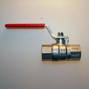 "½"" Brass Ball Valve"